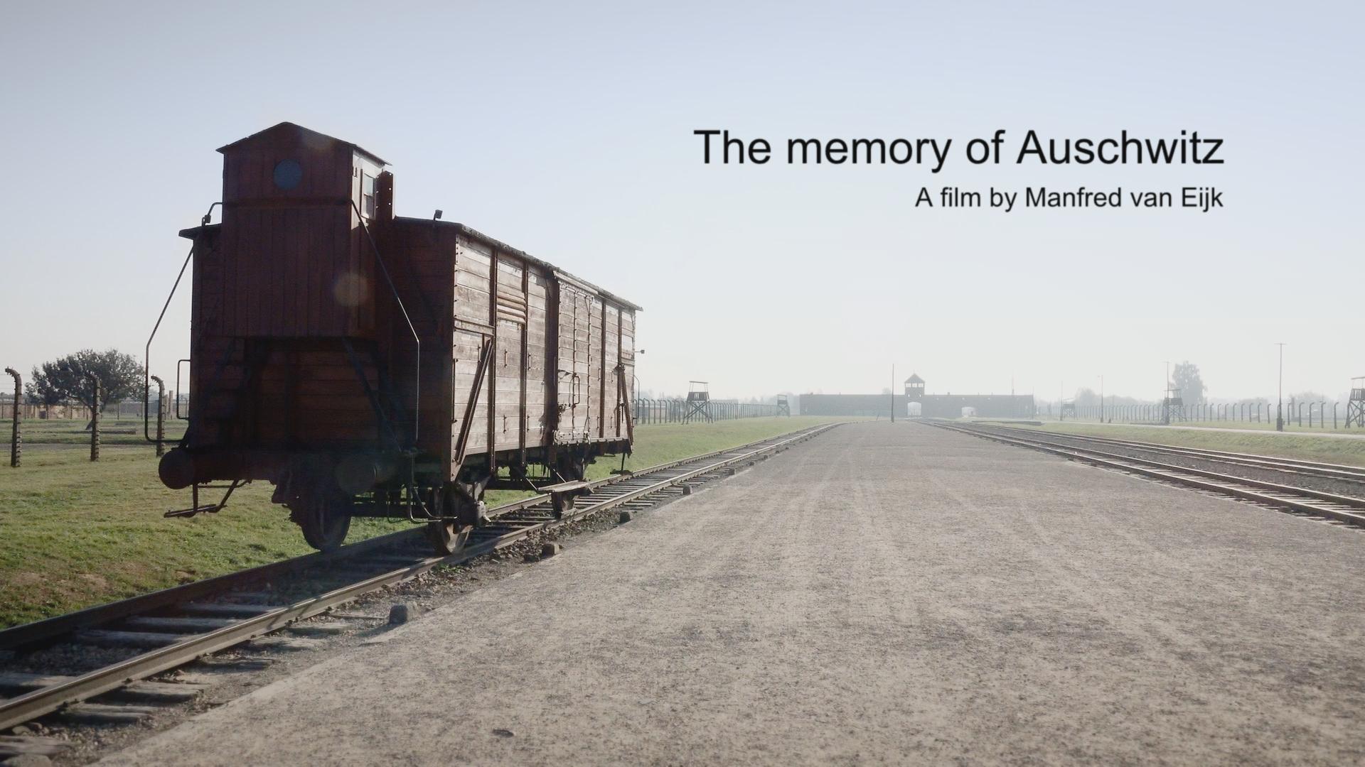 Het emplacement van Auschwitz - titelpagina