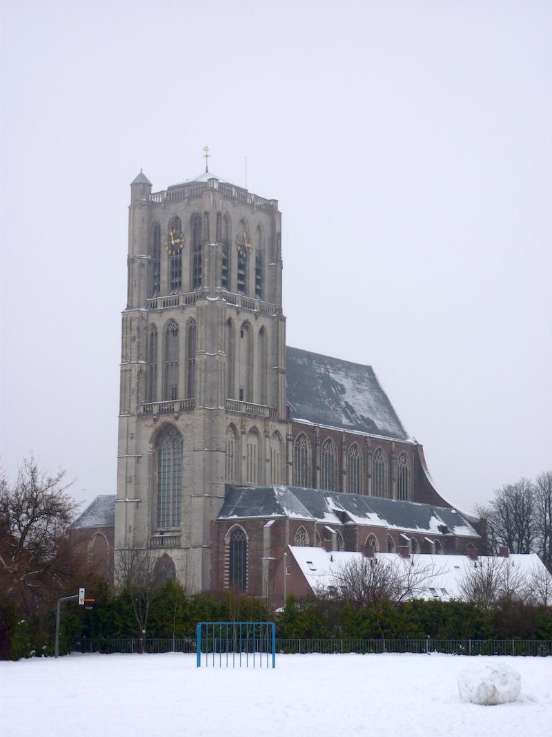 Sint Catharijnekerk, Brielle